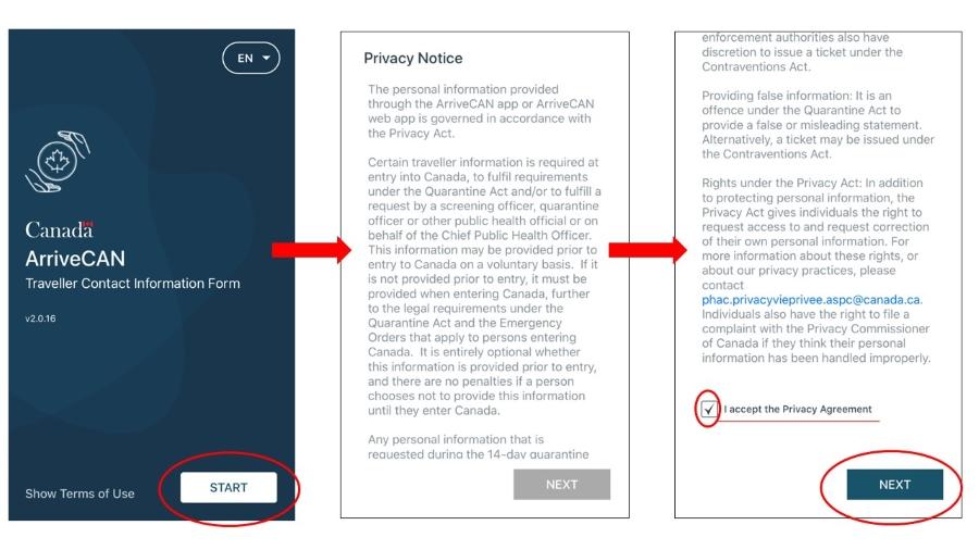 ArriveCAN_Privacy Notice