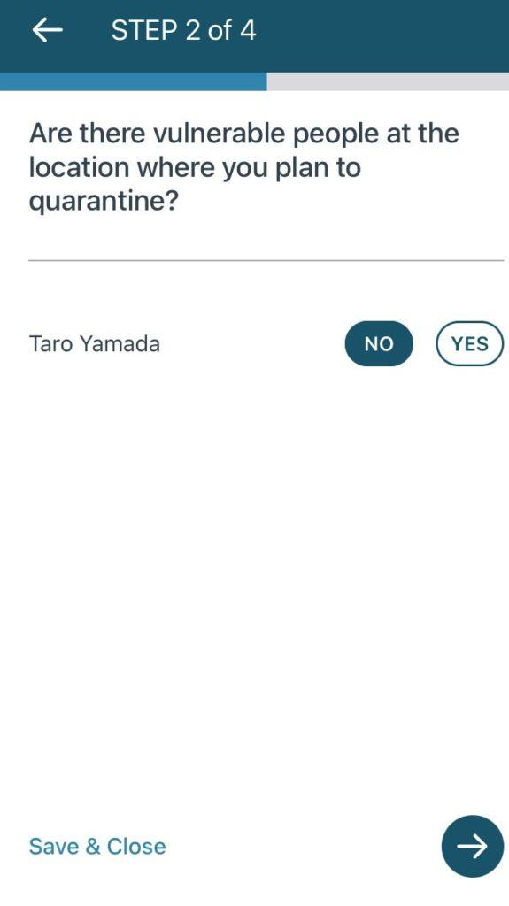 ArriveCAN Q2