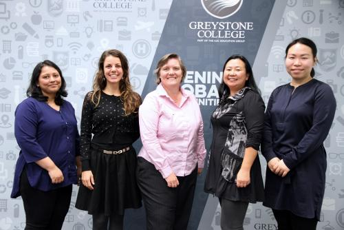 greystone-college-vancouver-adminisitration-team