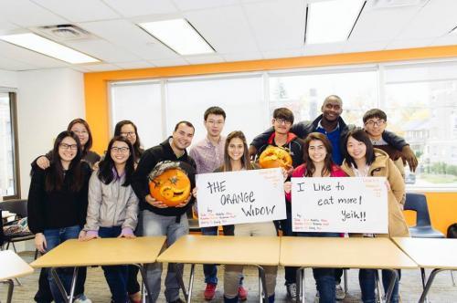 English Language Learning Class - Halloween